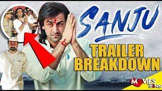 Sanju |Teaser Breakdown | Thing You Missed | Ranbir | Rajkumar