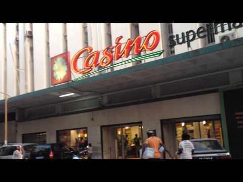 Destino SENEGAL: Paseando por el Casino supermercado de Dakar