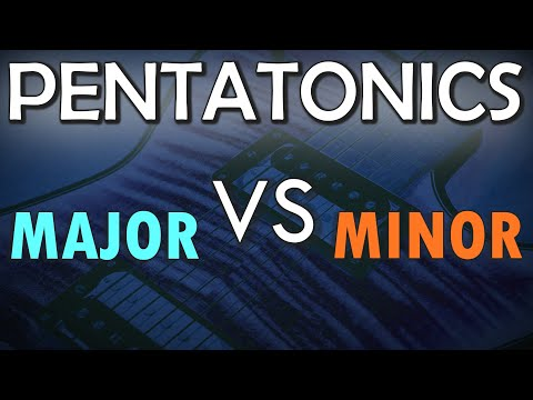 PENTATONIC POSSIBILITIES: What Is The Best Scale For Your Solo, Major or Minor?