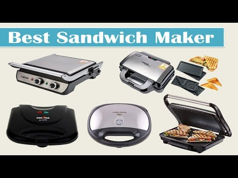 10 Best Sandwich Maker In India 2017 With Price | Top 10 Best Sandwich Maker