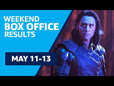 Weekend box office results may 11 to 13 youtube - Movie box office results this weekend ...