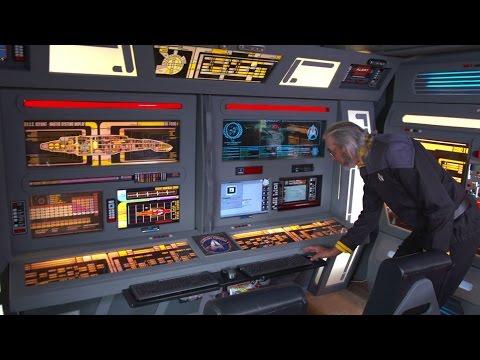Spaceship Decorating, Futuristic Design, and Sci-fi Homes