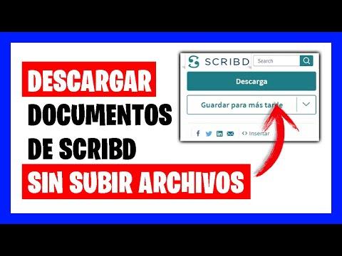 🥇-cómo-descargar-documentos-de-scribd-sin-subir-archivos-✅