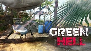 GREEN HELL #12 - Home sweet Home ● Let's Play Green Hell