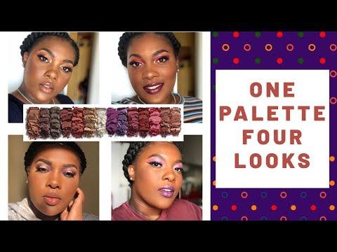Goodbye ASHY Palettes! ... ABH x Jackie Aina Palette Tutorial thumbnail
