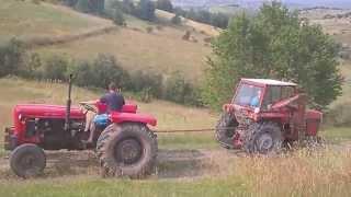 Vuca Traktora Trijebine Elmedin i Mirnes