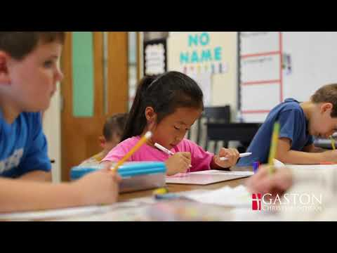 Gaston Christian School 2020 Open Houses