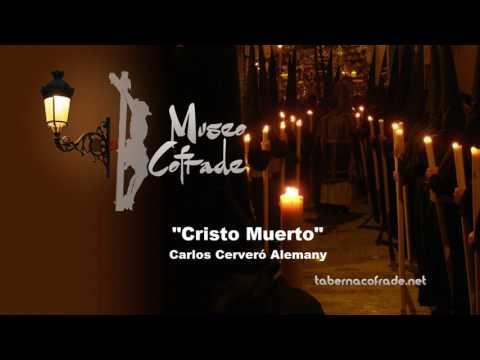 Cristo Muerto   Carlos Cerveró Alemany
