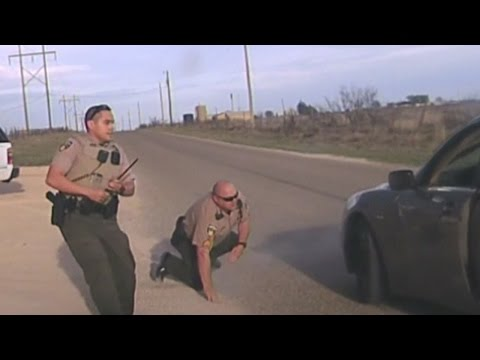 Suspect Drags Deputy With Car, Begins High Speed Chase