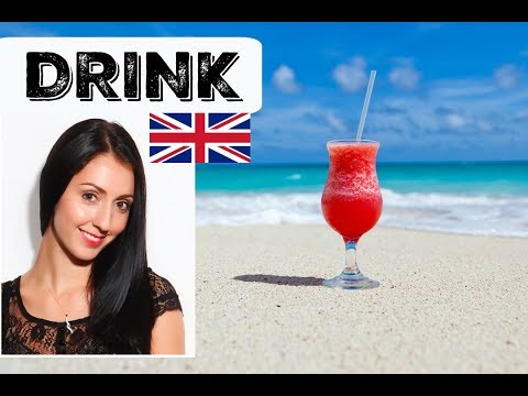 OFFERING & ORDERING DRINKS - Learn BRITISH ENGLISH