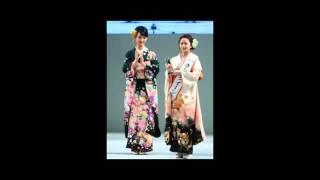 「きものクイーンコンテスト2014」が15日東京・浅草公会堂で開催され、...