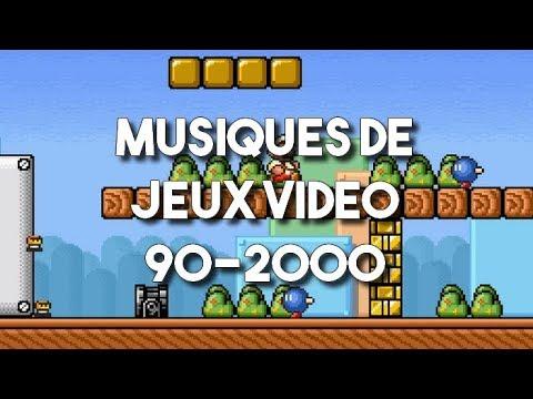 Musiques de jeux vidéos des années 90-2000