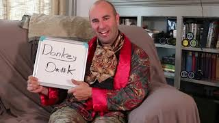 Donkey D!#K - Military Word of the Day