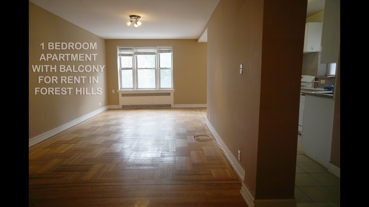 Large 1 Bedroom Apartment With Balcony For Rent In Forest