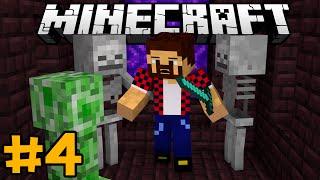 ЗАСАДА В АДУ! - Minecraft | День Выживания # 4