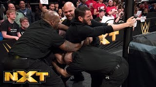 Johnny Gargano unleashes a surprise attack on Tommaso Ciampa: WWE NXT, March 21, 2018