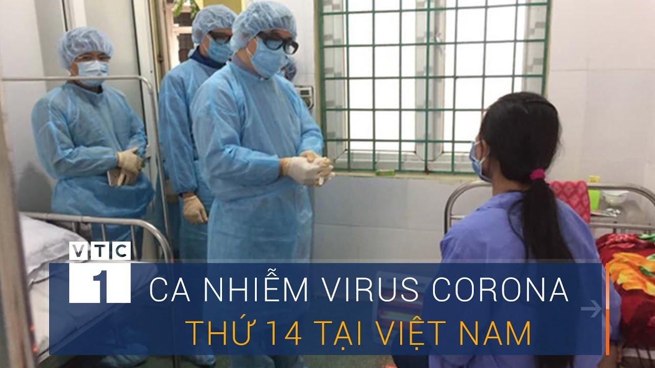 Ca nhiễm virus Corona thứ 14 tại Việt Nam | VTC1