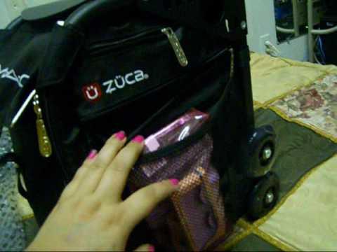 Mac Zuca Train Case(review)