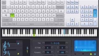 8 Vạn 6 Ngàn 400 Lần Nhớ Em - Tim - Piano Cover