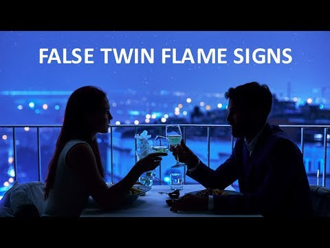 10 Differences Between REAL Twin Flames and FALSE Twin Flames ( False Twin Flame Signs )
