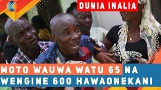 MOTO WAUWA WATU 65 NA WENGINE 600 HAWAJAPATIKANA MPAKA SASA HIVI