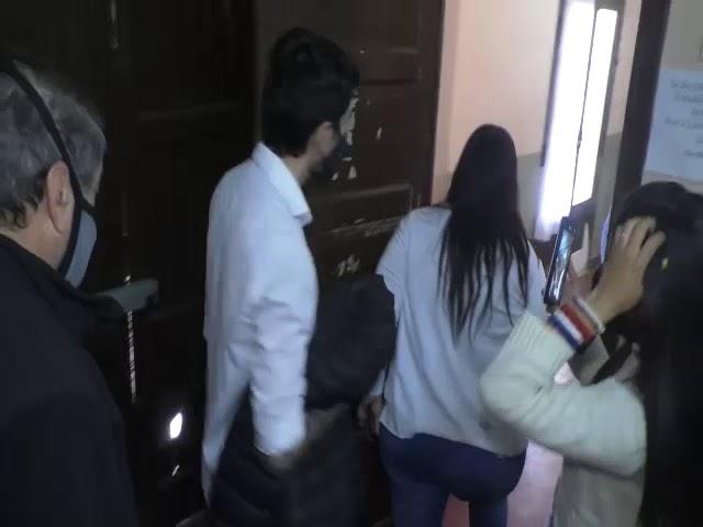 Agresion a concejales Rosario de Lerma
