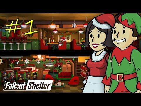Прохождение Fallout Shelter #1|Сюрприз из ланч - бокса