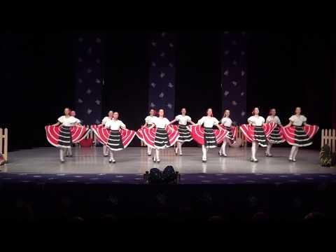 Vianočné vystúpenie 2017 - Čirča (Autor videa: Petra Mitašíková PhD.)