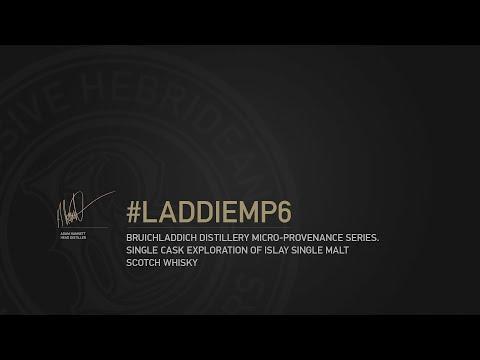 #LaddieMP6 - Micro Provenance Digital Tasting