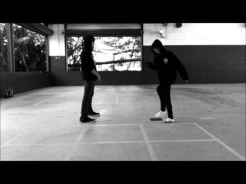 A Hardstyle Battle - Shuffle vs Jumpstyle!