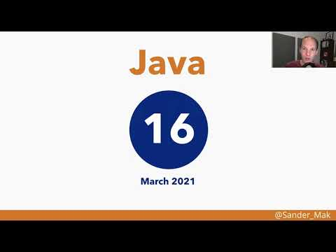 What's New in Java 16?
