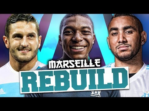 REBUILDING MARSEILLE!!! FIFA 17 Career Mode