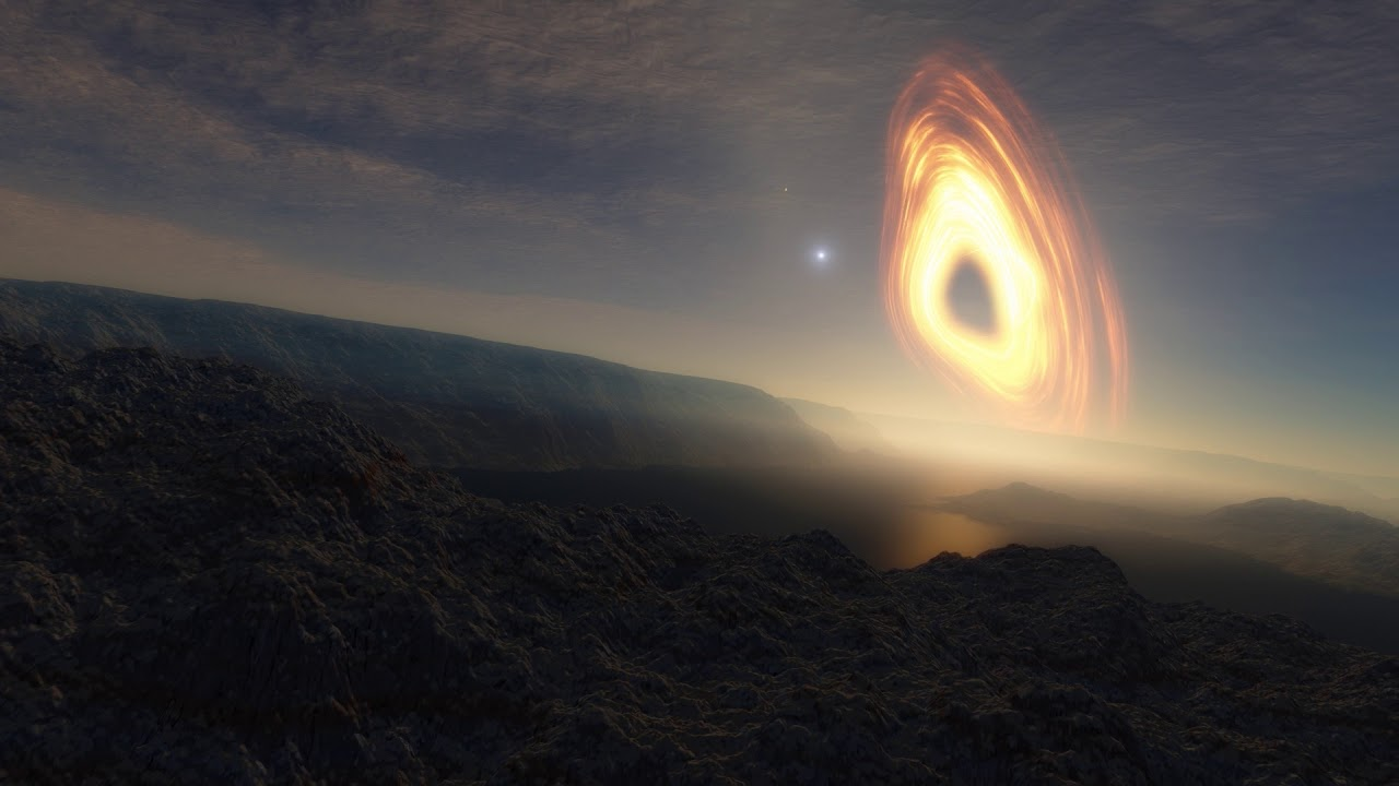 three planets in interstellar - 1280×720