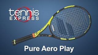 Babolat Pure Aero Play Racquet Review   Tennis Express
