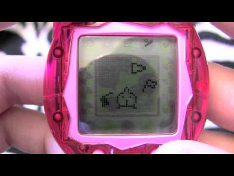 Tamagotchi V3 Virtual Pet Review
