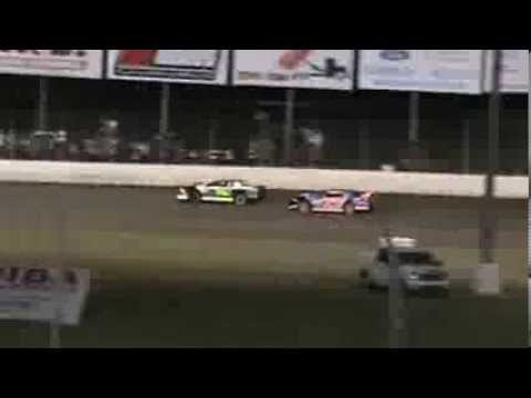 ** 08-10-2013 NeSmith Street Stock Heat Race #1 @ Magnolia Motor Speedway