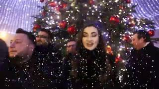 Cover Let It Snow! Next Level Band -  Colinda www.nextlevelband.ro Craciun 2018