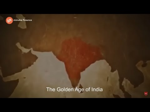 Was India the richest country in the world?: Minute Finance