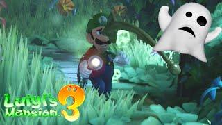 A SNAKE BIT MY FACE!! | Luigi's Mansion 3 [#7]