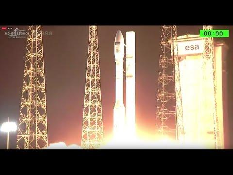 Vega launch - VV09 - Sentinel-2B