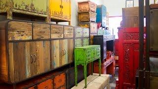 видео Где купить дизайнерскую мебель и предметы декора?