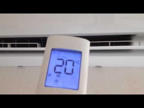 Midea new air conditioner