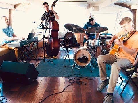 """Andrei Ryabov Quartet - """"Booze Blues"""" (Andrei Ryabov)"""