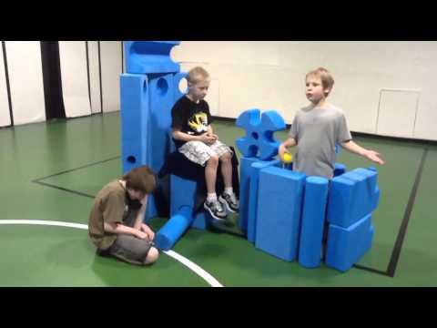 The St Michael School of Clayton: Imagination Playground