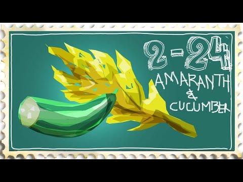 Growing Amaranth And Cucumber Best Kept Companion Planting Secret?