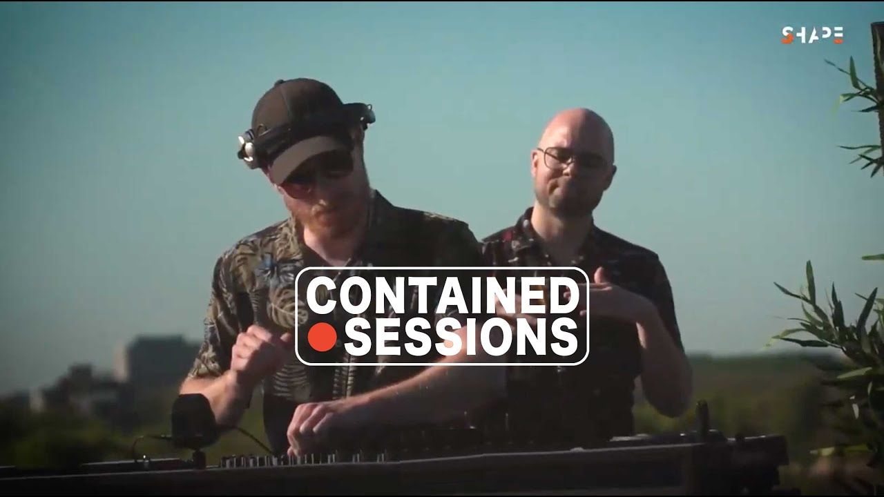 Contained Sessions | SHAPE Music