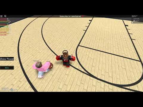 1v1 Trench Vs Ed Roblox Basketball