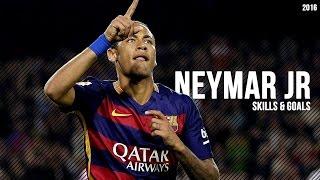 Neymar Jr ● The Maestro - Magic Skills & Goals 2016 HD