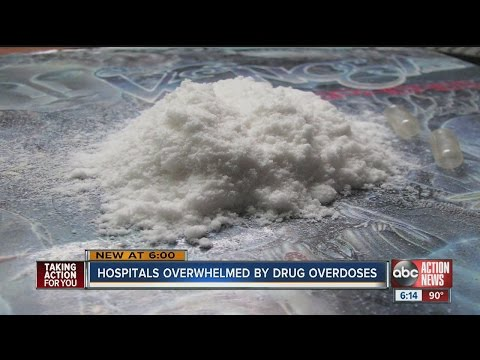 Florida Poison Control seeing more synthetic drug overdose calls