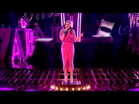 Abi Alton sings Thats Life by Frank Sinatra   Live Week 5   The X Factor 2013 2